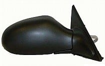 1994 - 1997 Chrysler Concorde Side View Mirror Replacement (Power Remote + Heated + Fold-Away + Black) - Right (Passenger)