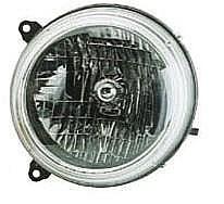 2002-2003 Jeep Liberty Headlight Assembly - Left (Driver)