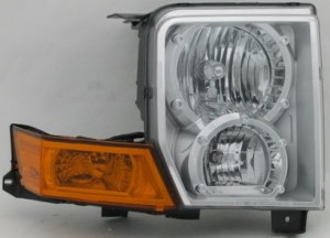 2006-2010 Jeep Commander Headlight Assembly - Right (Passenger)