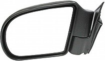 1998 - 2004 GMC Sonoma Side View Mirror Assembly / Cover / Glass Replacement - Left (Driver)