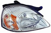 2003 - 2005 Kia Rio5 Headlight Assembly - Right (Passenger)