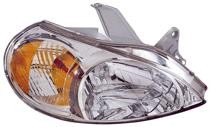 2002 Kia Rio5 Headlight Assembly - Right (Passenger)