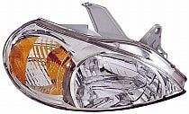 2001-2002 Kia Rio5 Headlight Assembly - Right (Passenger)