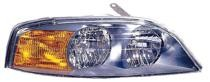 2000 - 2002 Lincoln LS Headlight Assembly - Right (Passenger)