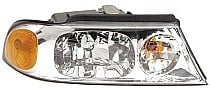 1998 - 2002 Lincoln Navigator Front Headlight Assembly Replacement Housing / Lens / Cover - Right (Passenger)