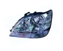 2001 - 2003 Lexus RX300 Front Headlight Assembly Replacement Housing / Lens / Cover - Left (Driver)