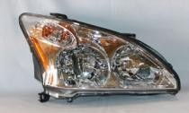 2007 - 2009 Lexus RX350 Front Headlight Assembly Replacement Housing / Lens / Cover - Right (Passenger)