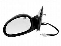 2000 - 2001 Plymouth Neon Side View Mirror Replacement (Heated + Power Remote) - Left (Driver)