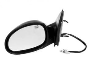 2000-2001 Plymouth Neon Side View Mirror (Heated / Power Remote) - Left (Driver)
