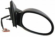 2002 Dodge Neon Side View Mirror Assembly / Cover / Glass Replacement - Right (Passenger)