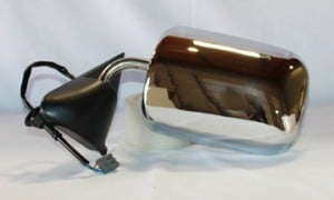 1996-1997 Dodge Ram Side View Mirror - Left (Driver)
