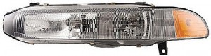 1997-1998 Mitsubishi Galant Headlight Assembly - Left (Driver)