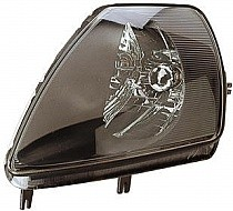 2002 - 2005 Mitsubishi Eclipse Front Headlight Assembly Replacement Housing / Lens / Cover - Left (Driver)