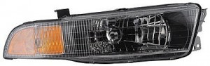 2002-2003 Mitsubishi Galant Headlight Assembly - Right (Passenger)