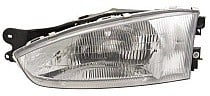 1997 - 2002 Mitsubishi Mirage Headlight Assembly (Coupe) - Left (Driver)