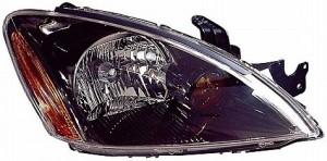 2004-2007 Mitsubishi Lancer Headlight Assembly (Excluding Evolution / Sedan) - Right (Passenger)
