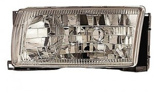 1996-1998 Mercury Villager Headlight Assembly - Left (Driver)