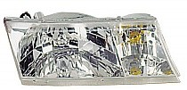 1998 - 2002 Mercury Grand Marquis Headlight Assembly - Left (Driver)