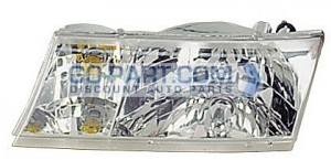 1998-2002 Mercury Grand Marquis Headlight Assembly - Left (Driver)
