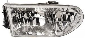 1999-2002 Mercury Villager Headlight Assembly - Right (Passenger)