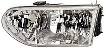 1999 - 2002 Mercury Villager Headlight Assembly - Left (Driver)