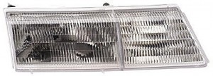 1991-1995 Mercury Cougar Headlight Assembly - Left (Driver)