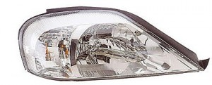 2000-2002 Mercury Sable Headlight Assembly - Right (Passenger)