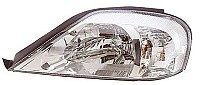2000 - 2002 Mercury Sable Headlight Assembly - Left (Driver)