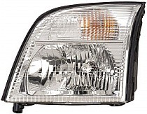 2002 - 2005 Mercury Mountaineer Headlight Assembly - Left (Driver)