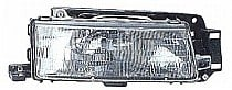 1990 - 1993 Mazda Protege Front Headlight Assembly Replacement Housing / Lens / Cover - Right (Passenger)