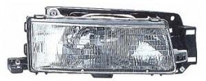 1990-1993 Mazda Protege Headlight Assembly - Right (Passenger)