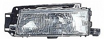 1990 - 1993 Mazda Protege Front Headlight Assembly Replacement Housing / Lens / Cover - Left (Driver)