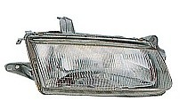 1995 - 1996 Mazda Protege Headlight Assembly - Right (Passenger)