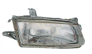 1995-1996 Mazda Protege Headlight Assembly - Right (Passenger)