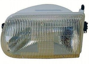 1994-1997 Mazda B2500 Headlight Assembly - Right (Passenger)