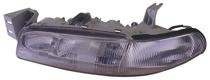 1993 - 1997 Mazda 626 Headlight Assembly - Right (Passenger)
