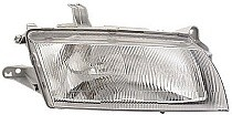 1997-1998 Mazda Protege Headlight Assembly - Right (Passenger)