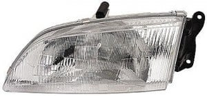 1998-1999 Mazda 626 Headlight Assembly - Left (Driver)