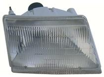 1998 - 2000 Mazda B2500 Headlight Assembly - Right (Passenger)