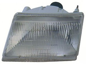 1998-2000 Mazda B2300 Headlight Assembly - Left (Driver)