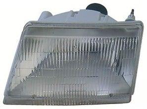 1998-2000 Mazda B2500 Headlight Assembly - Left (Driver)