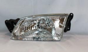 2000-2002 Mazda 626 Headlight Assembly - Left (Driver)
