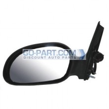 2002-2006 Mercury Sable Side View Mirror (Heated / Power Remote / Non-Folding) - Left (Driver)