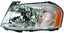 2001 - 2004 Mazda Tribute Headlight Assembly - Left (Driver)