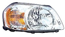 2005 - 2006 Mazda Tribute Front Headlight Assembly Replacement Housing / Lens / Cover - Right (Passenger)