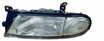 1993 - 1997 Nissan Altima Headlight Assembly (GLE/SE) - Right (Passenger)