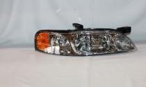 2000 - 2001 Nissan Altima Headlight Assembly (includes Park & Signal Lamps) - Right (Passenger)