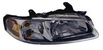 2002 - 2003 Nissan Sentra Headlight Assembly (CA/GXE/XE/Limited) - Right (Passenger) Replacement