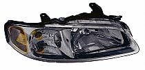 2002-2003 Nissan Sentra Headlight Assembly (CA/GXE/XE/Limited) - Right (Passenger)