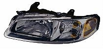 2002-2003 Nissan Sentra Headlight Assembly (CA/GXE/XE/Limited) - Left (Driver)